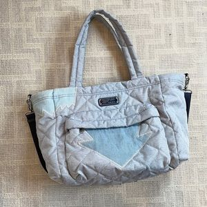 Marc Jacobs Mother's Nylon Quilted Tote